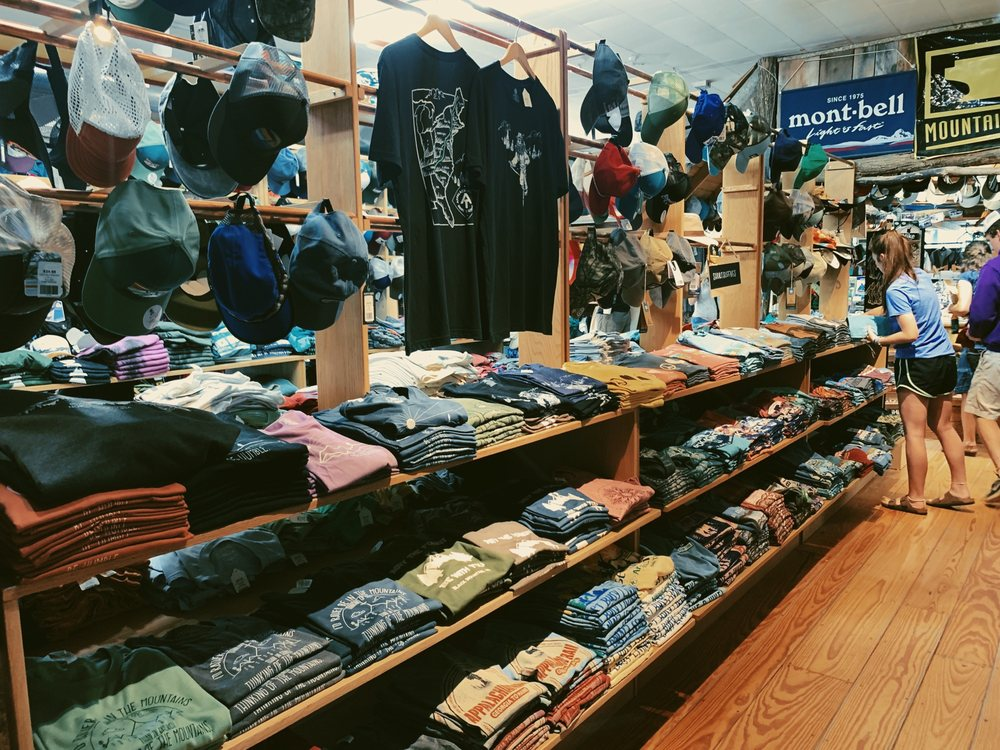 Take A Hike Mountain Outfitters: 100 Sutton Ave, Black Mountain, NC