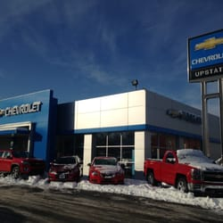 Upstate Chevrolet Car Dealers 36 Main St Attica Ny