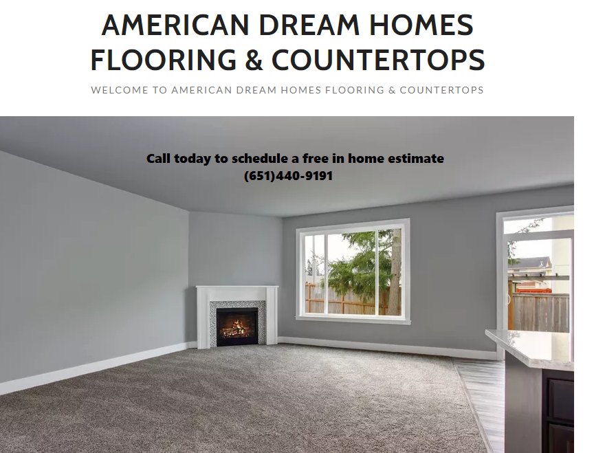 American Dream Homes Flooring Countertops 10 Photos