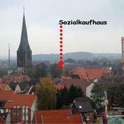 Sozialkaufhaus Department Stores Burgstr 22 Werne Nordrhein