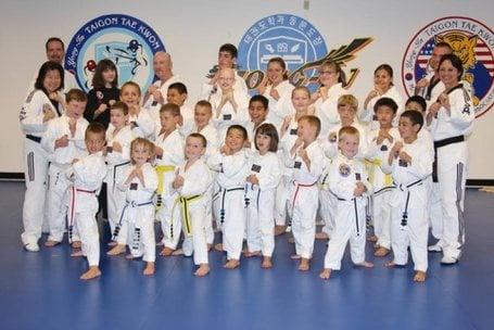 Lake Stevens Taigon Taekwondo: 9327 4th St NE, Lake Stevens, WA