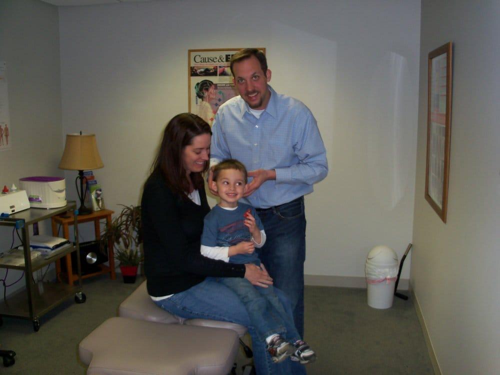 Nonnenmacher Chiropractic: 14020 Spotswood Trl, Elkton, VA
