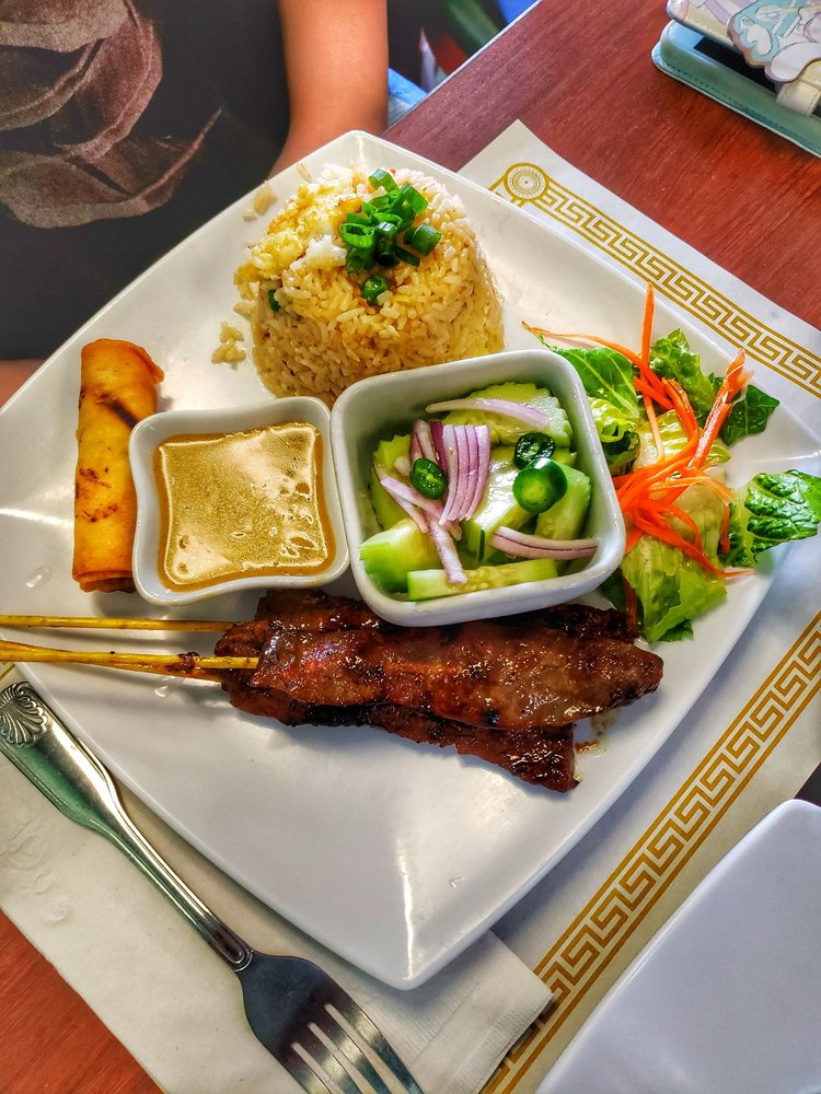 Thai Place - 4019 S Maryland Pkwy, Eastside, Las Vegas, NV