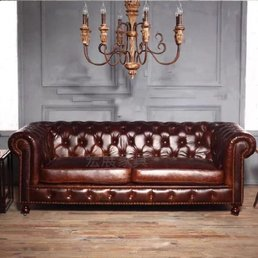 Topnotch Photos for chesterfield sofa - Yelp OY-44