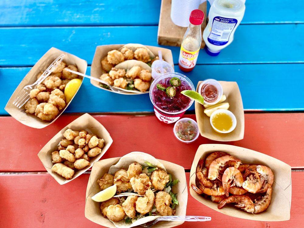 Fish Hut Grill