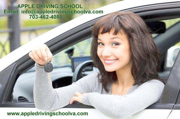 Apple Driving School Driving Schools 7809 Belford Dr Alexandria