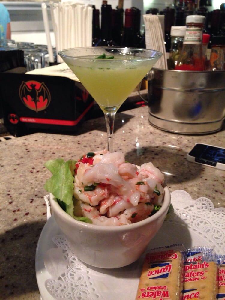 Shrimp ceviche yelp for North beach fish camp menu