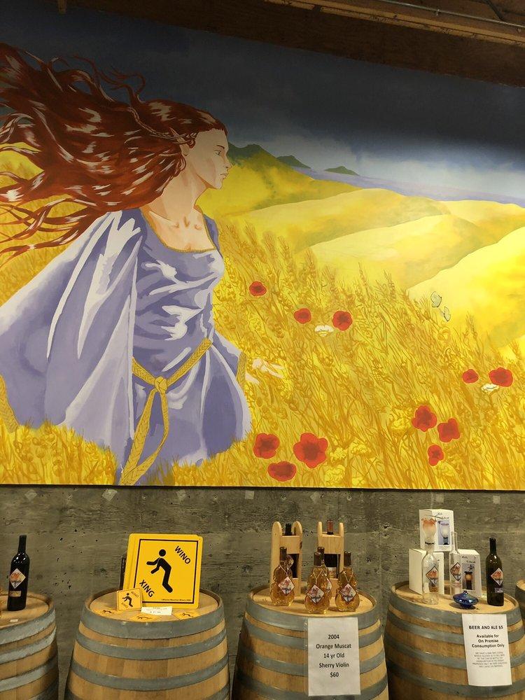 Tanjuli Winery: 209 N Bonair Rd, Zillah, WA