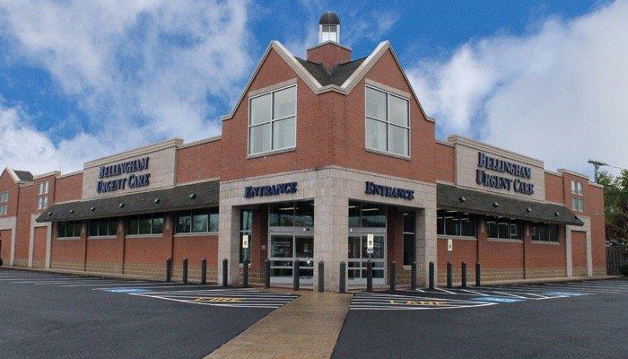 Bellingham Urgent Care: 1 Wrentham St, Bellingham, MA