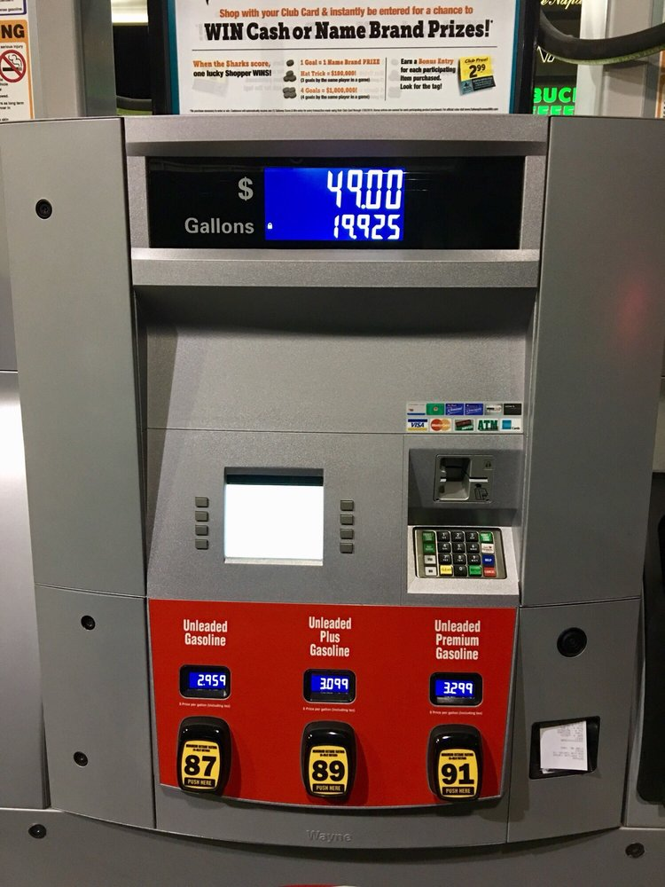 Safeway Gas Station: 103 W American Canyon Rd, American Canyon, CA