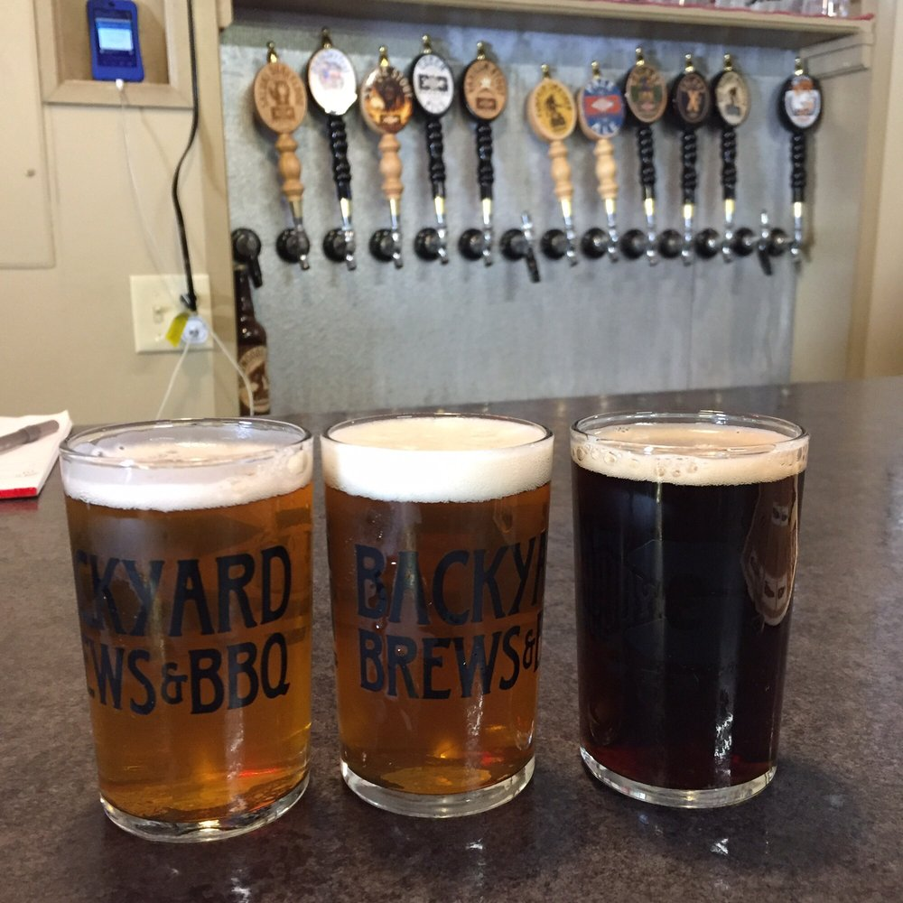Big Muddy Brewing: 1430 N 7th St, Murphysboro, IL