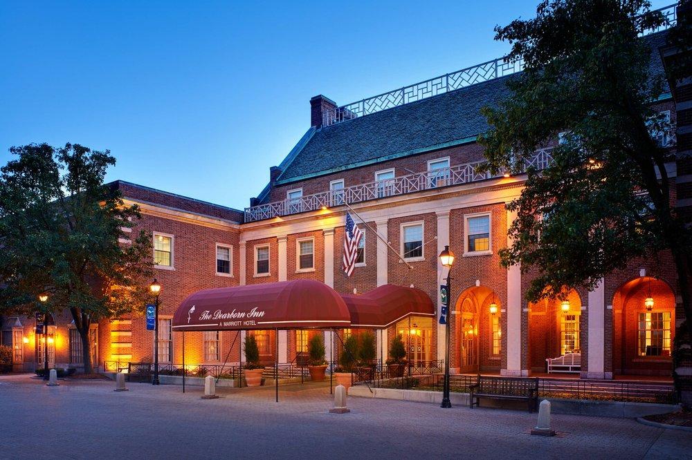 The Dearborn Inn, A Marriott Hotel: 20301 Oakwood Blvd, Dearborn, MI