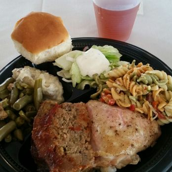 Photo Of Belle Louisville Ky United States Buffet Meal