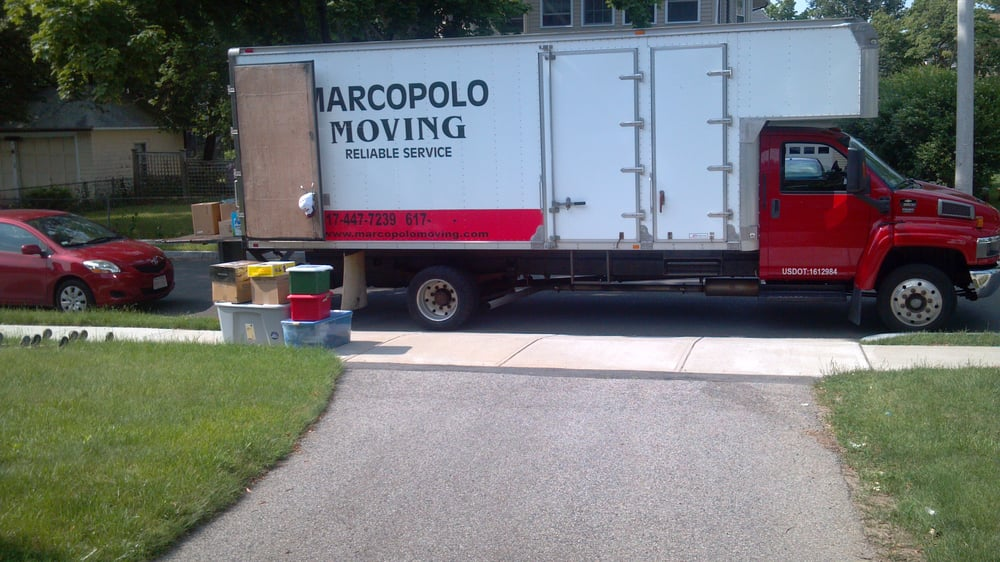 marco polo moving 15 reviews removals 141 elmwood ave quincy ma united states phone. Black Bedroom Furniture Sets. Home Design Ideas