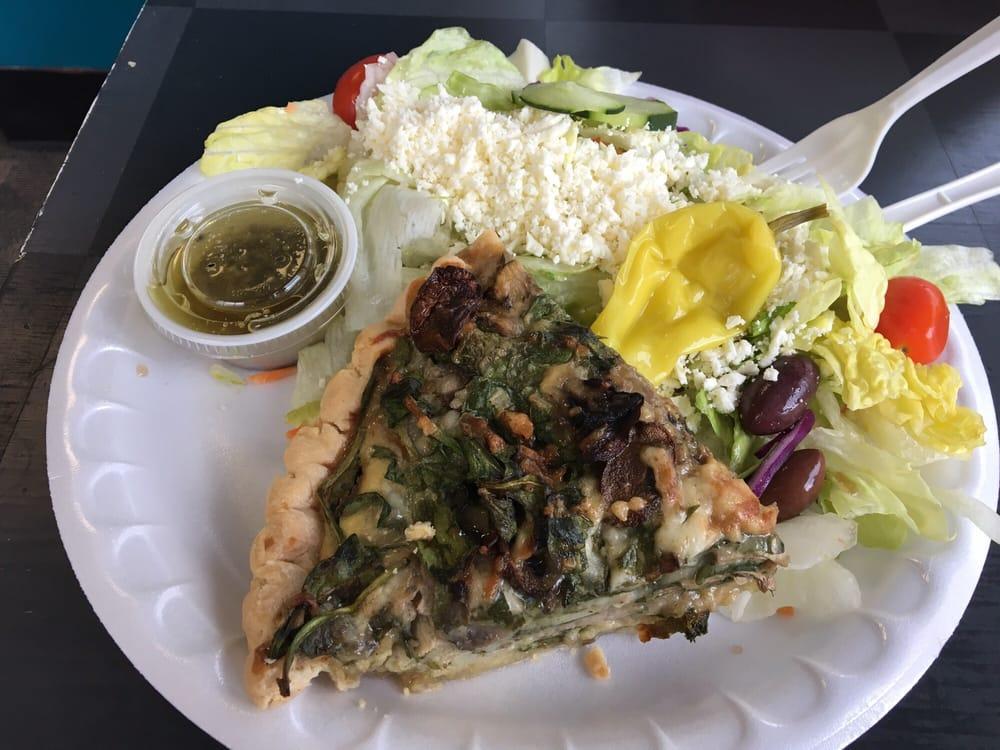 Hampton Place Cafe: 1230 Hampton St, Columbia, SC