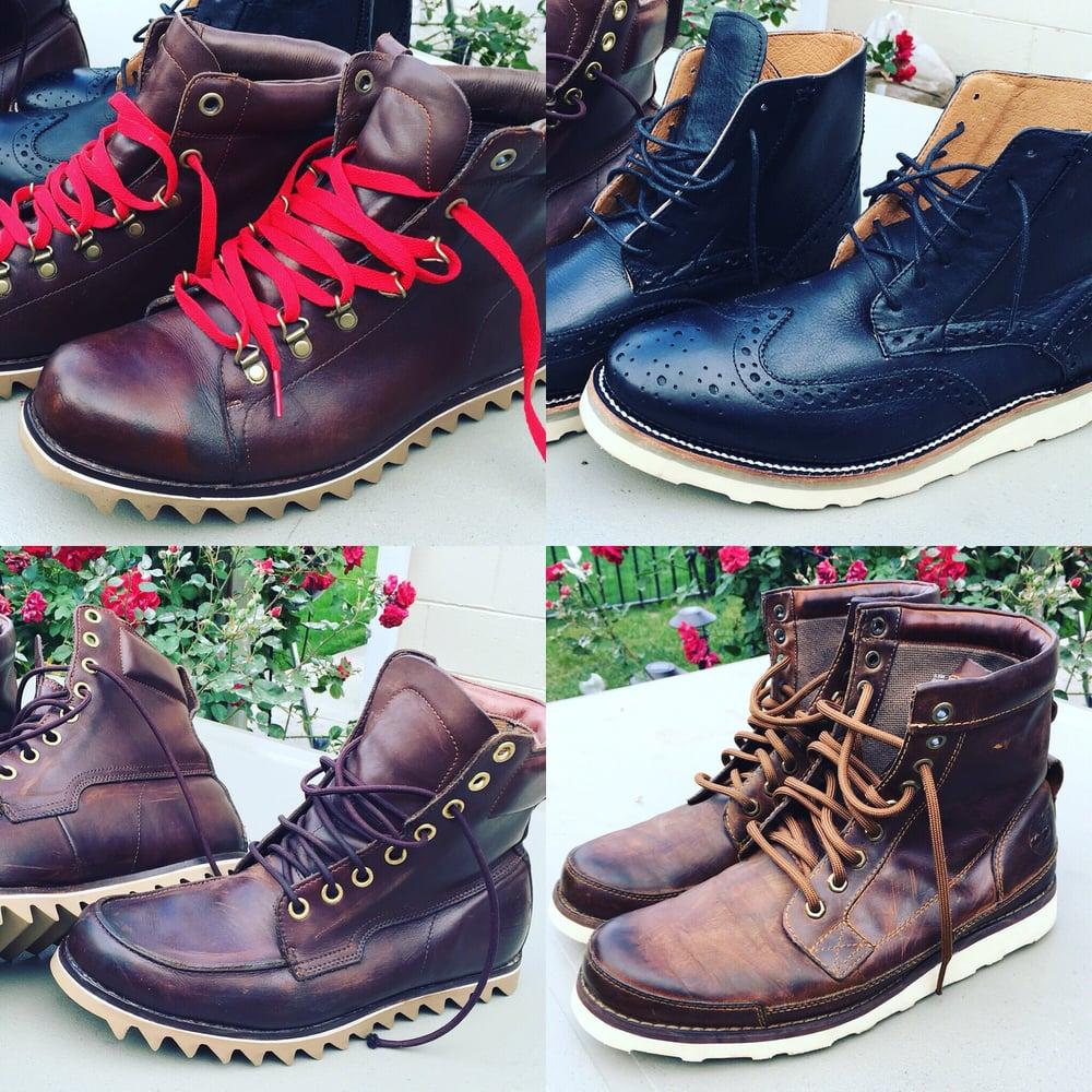 Barrera Shoe Repair