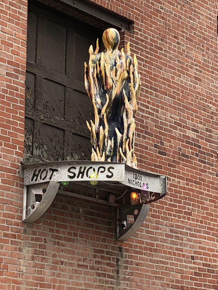 Hot Shops Art Center