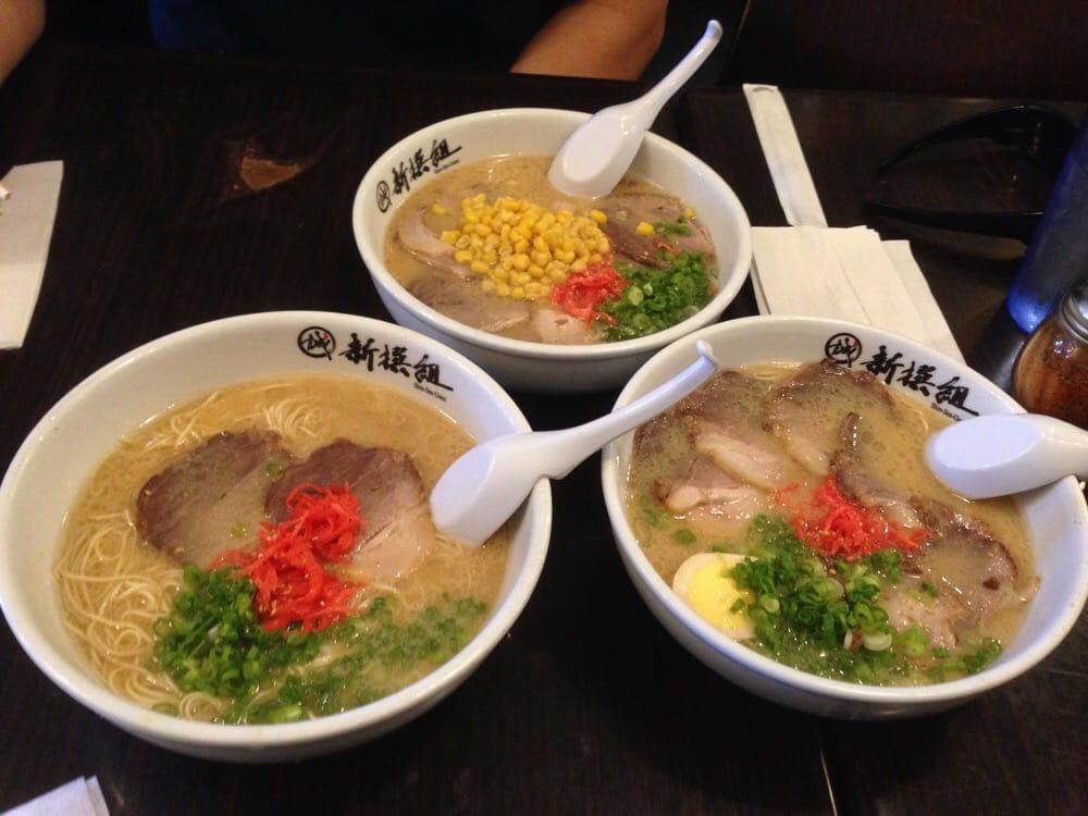 Shin-Sen-Gumi Hakata Ramen-Rosemead