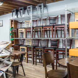 Bon Photo Of Restaurant Seating Barn Furniture   Van Nuys, CA, United States.  Restaurant. Restaurant Seating Showroom