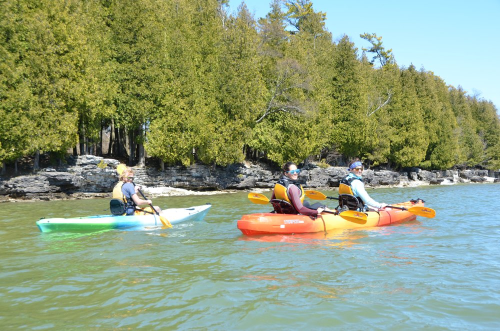 Peninsula Kayak Company: 6300 WI-57, Sturgeon Bay, WI