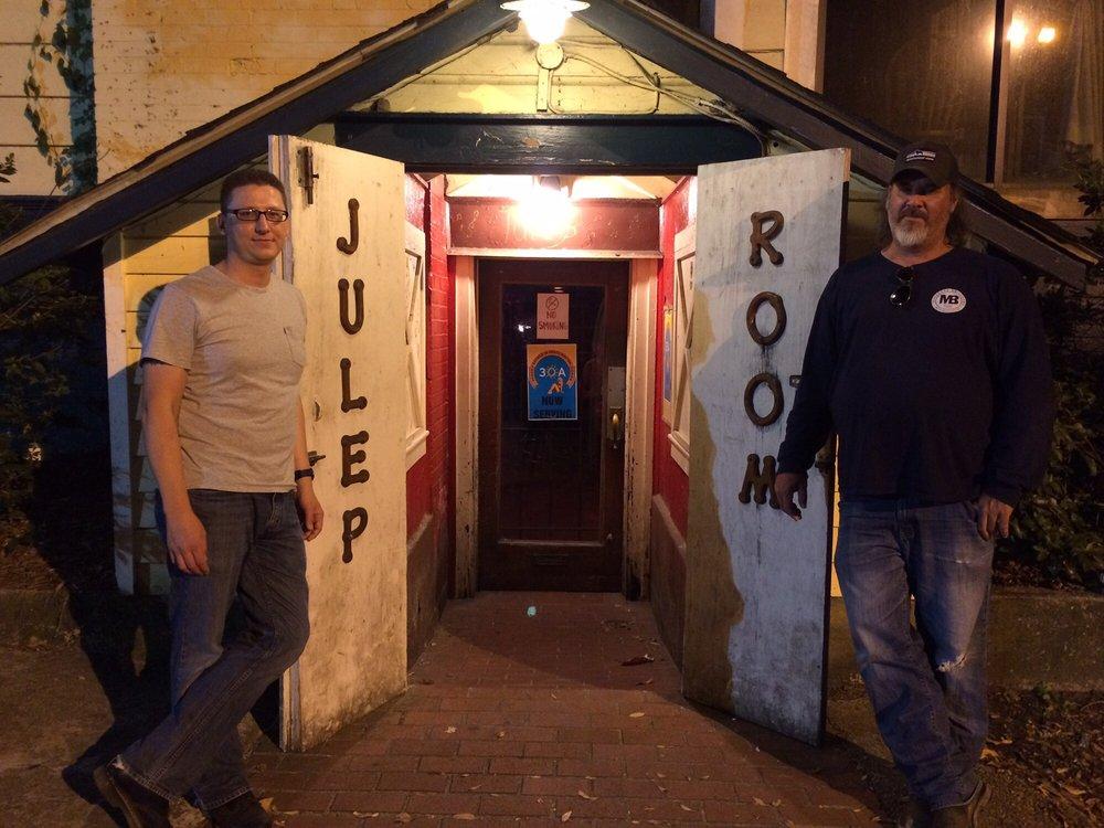 Julep Room: 1217 Washington Ave, Ocean Springs, MS