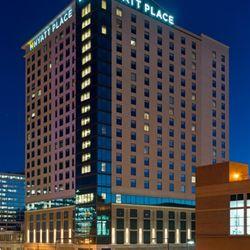 Photo Of Hyatt House Denver Downtown Co United States Exterior