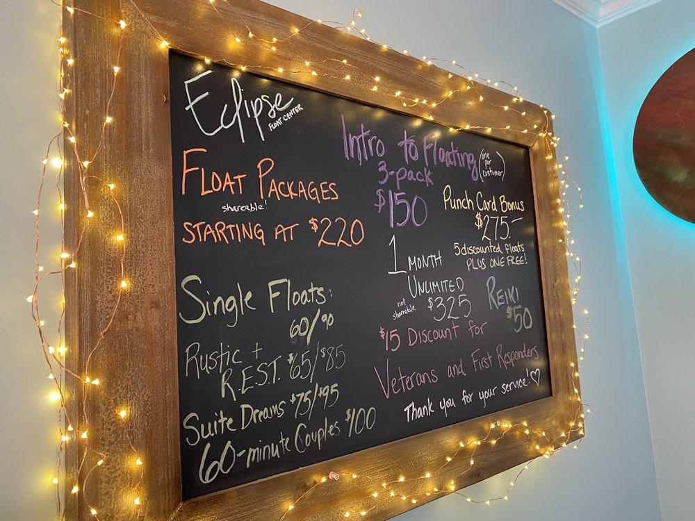 Eclipse Float Center: 35 Crescent St, Claremont, NH