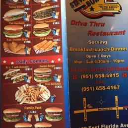 Jr Family Restaurant Hemet Ca