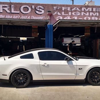 photo of marlos frame alignment chatsworth ca united states suspension and