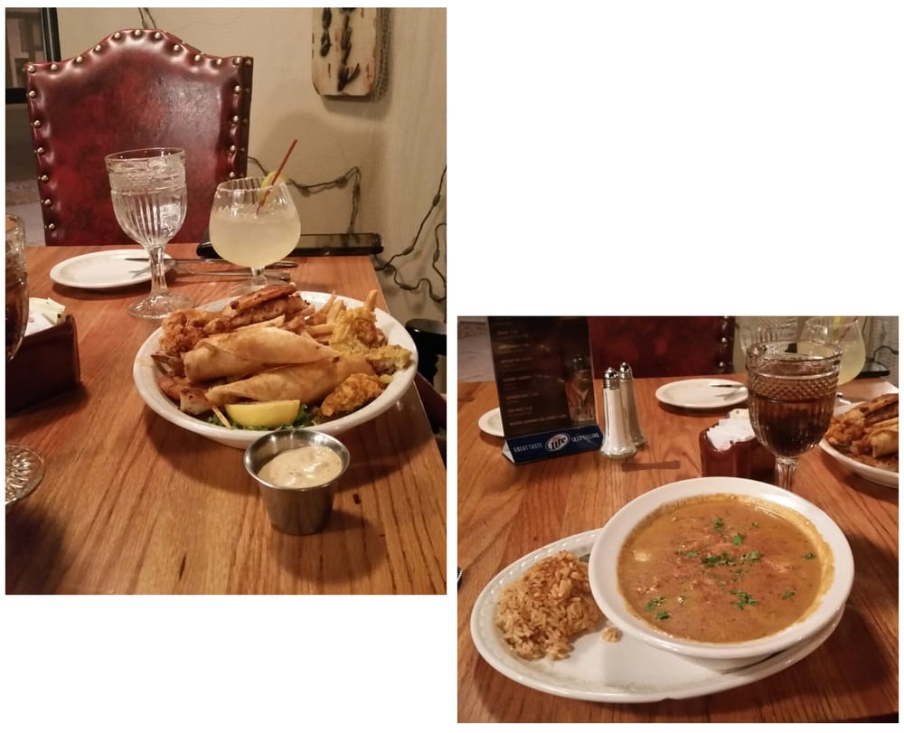English Dockside Seafood & Grill