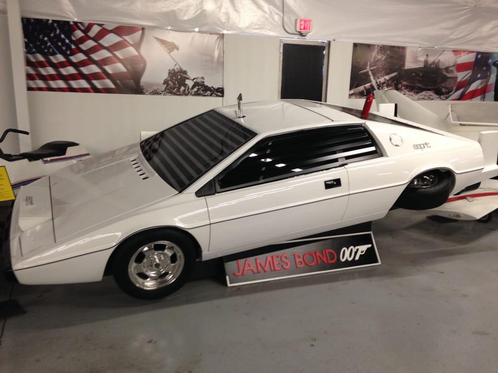 photo of hollywood cars museum las vegas nv united states james bond