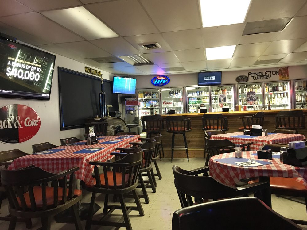 Company Bar & Grill: 1232 Center Ave, Mitchell, NE