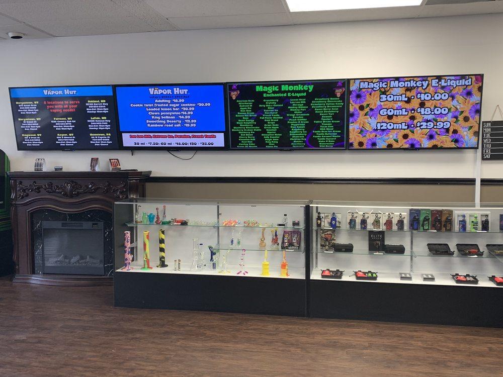 Vapor Hut: 1215 National Hwy, La Vale, MD