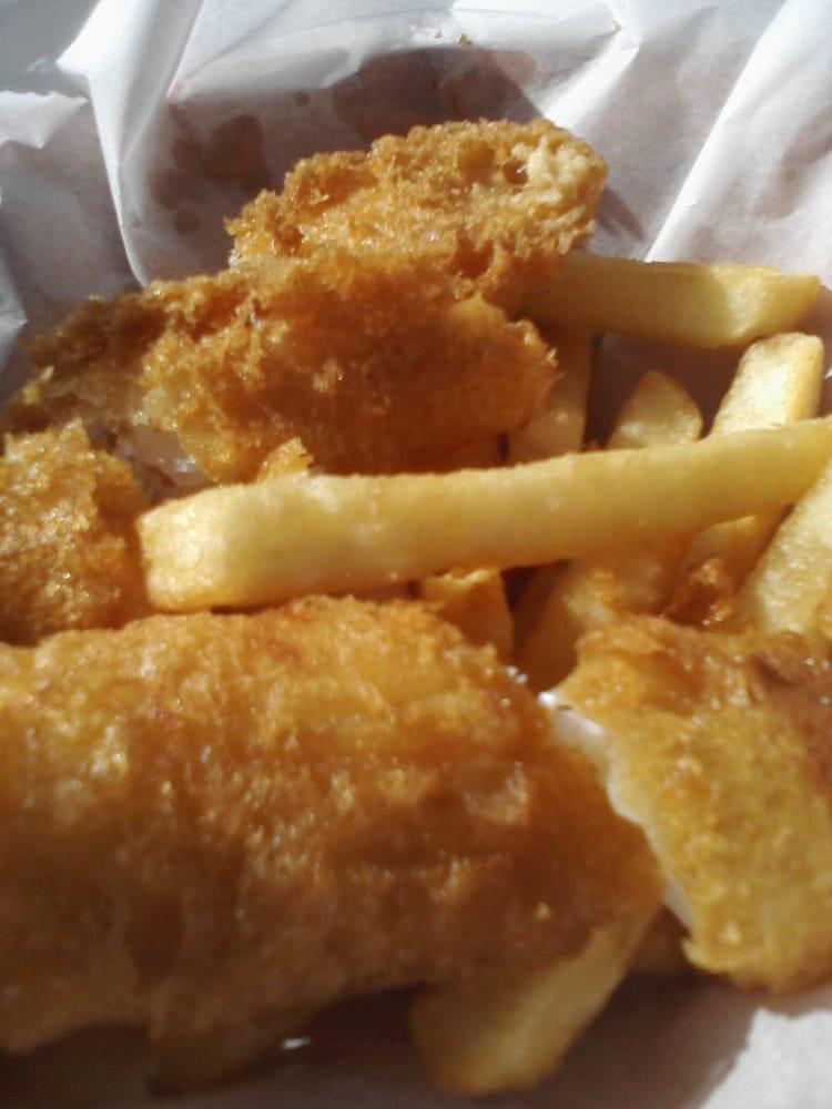 Kids Fish And Chips Yelp