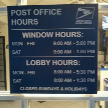 US Post Office - Post Offices - 6106 Harvard Ave, Glen Echo, MD ...