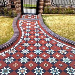Photo Of Olde English Tiles Stanmore New South Wales Australia A Lovely Entrance