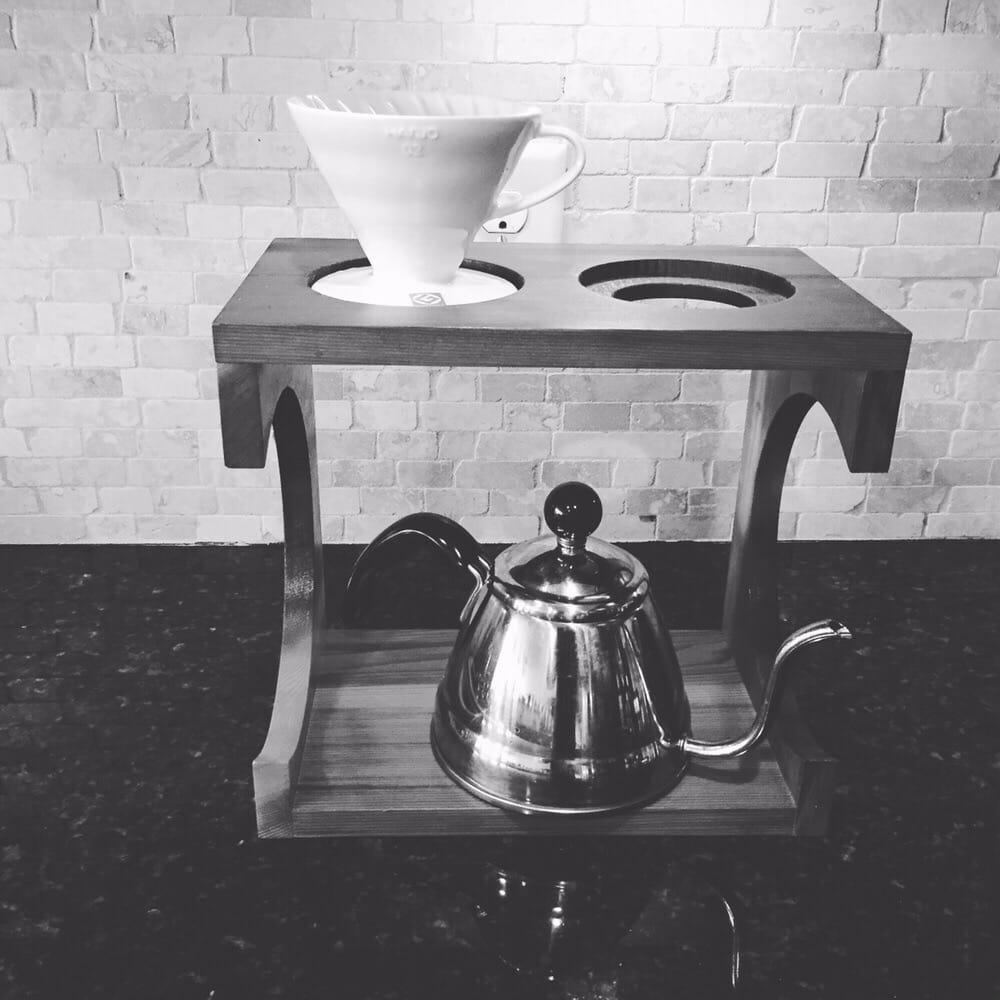 The Coffee Priest