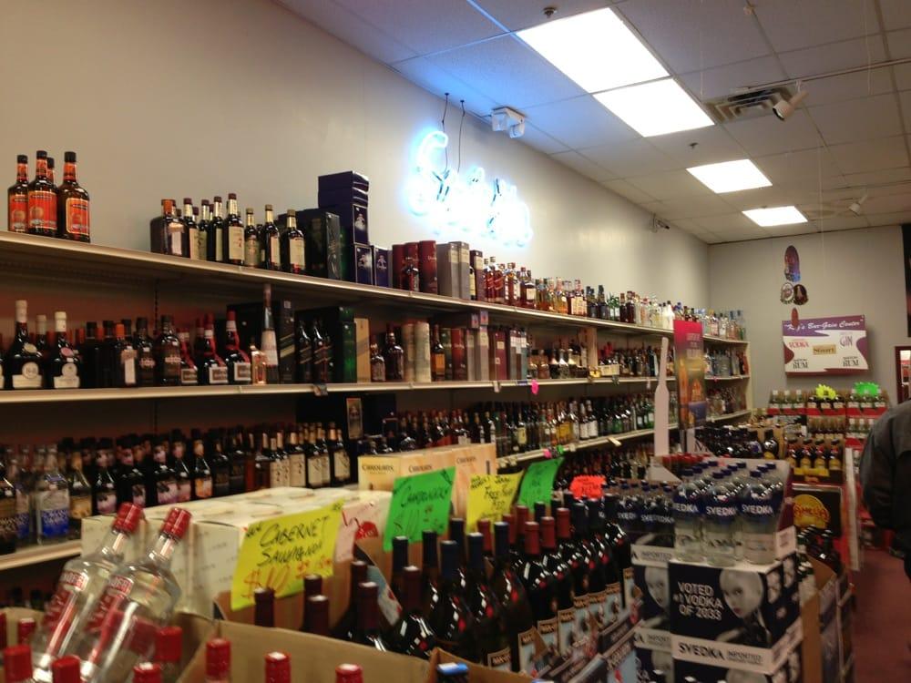 Kaz's Wines & Liquors: 40 Thompson Sq, Monticello, NY