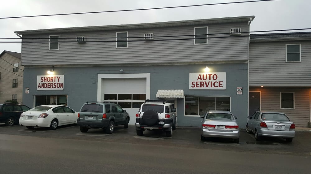 Shorty Anderson's Auto Service: 908 Stewart St, Morgantown, WV