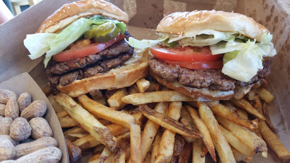 five guys burgers and fries ingredients for success case study Start studying hft1000 chapter 6 quiz learn vocabulary, terms, and more with flashcards, games, and other study tools grill or five guys burgers & fries.