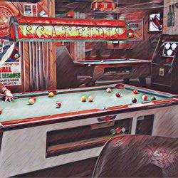 Scaffidis Hideout Photos Reviews Bars N Humboldt - Milwaukee pool table movers