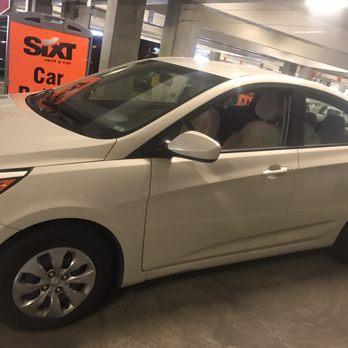 Renting Car At Seatac
