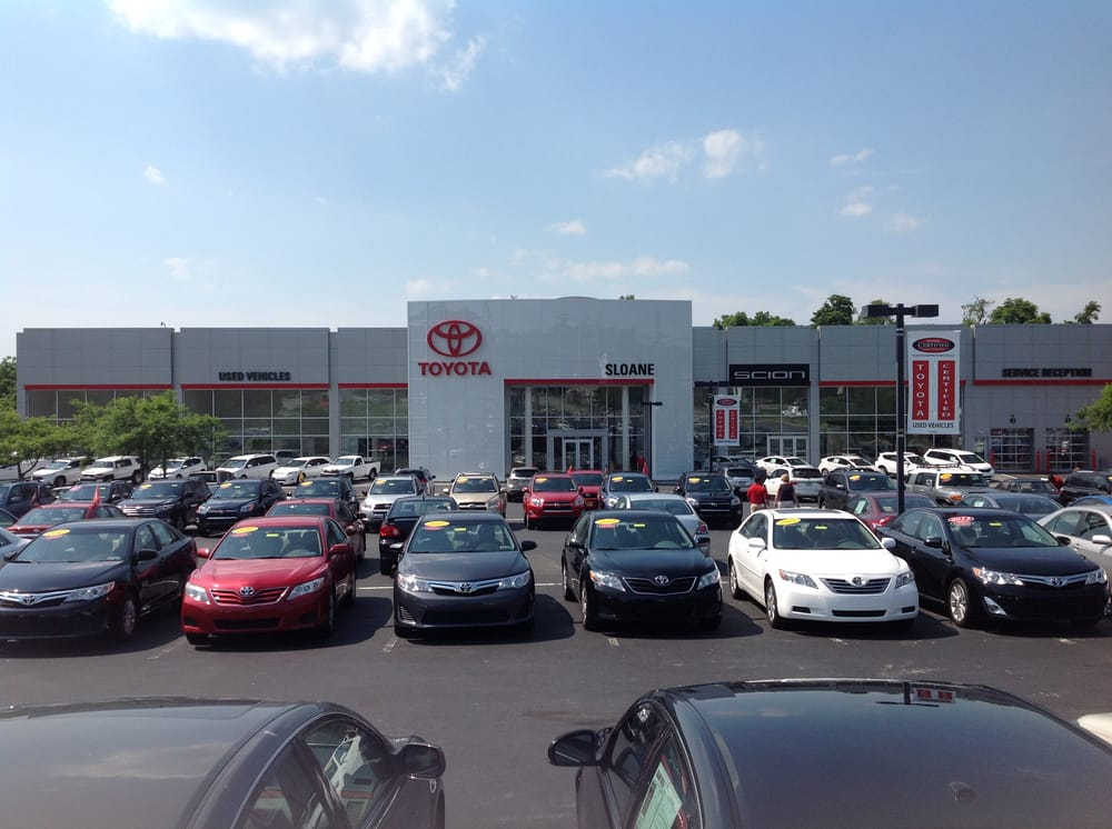 Sloane Toyota Of Malvern   62 Reviews   Car Dealers   593 Lancaster Ave,  Malvern, PA   Phone Number   Yelp