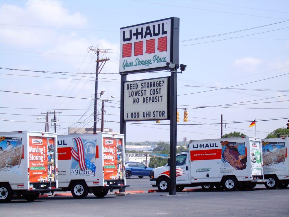 U-Haul Moving & Storage At Austin Hwy