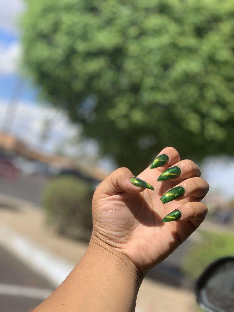 Seduction Nails and Spa: 4114 N 19th Ave, Phoenix, AZ