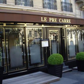 Le Pre Carr Ef Bf Bd Paris Restaurant Style