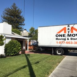 Superbe Photo Of The One Move Moving Delivery U0026 Storage   Mountain View, CA, United