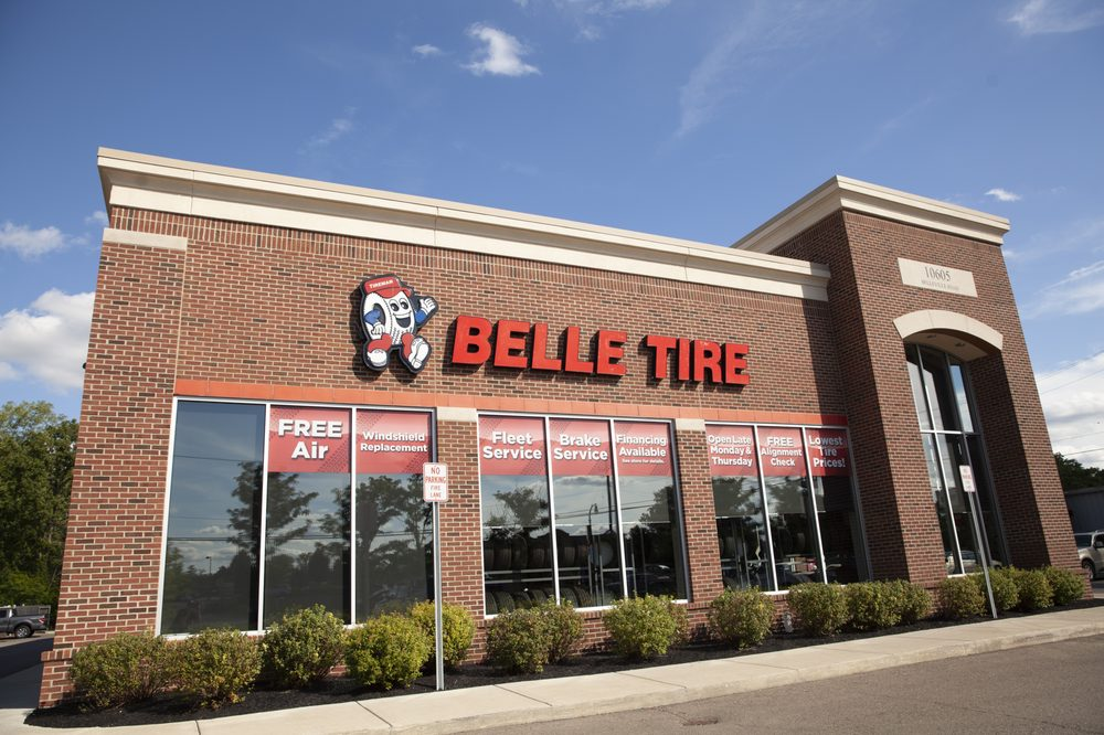 Belle Tire: 5790 Gull Rd, Comstock, MI