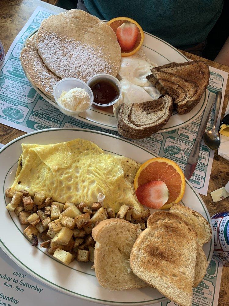 Milton Diner: 514 Rte 7 S, Milton, VT