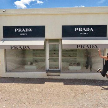 Photo Of Prada Marfa   Valentine, TX, United States. So Happy For Sunny